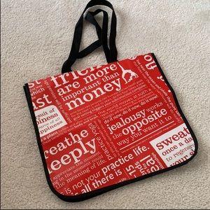 Brand New Lululemon Reusable Tote Bag.